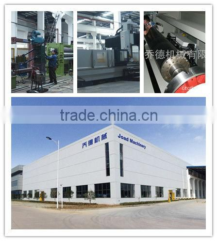 wide usage single beam s series spun bond nonwoven calender machine