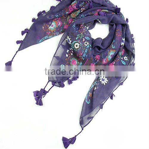 promotions voile scarves