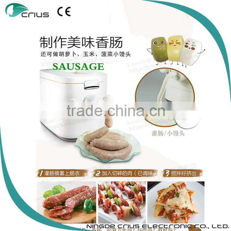 Smart control food-grade material noodle machine