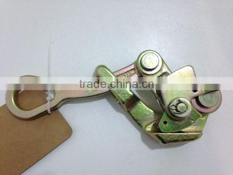 NGK Wire Rope Grip ratchet Cable puller of Cable Come Along Clamp ...