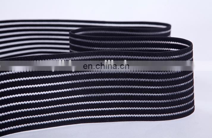 High elasticity fish line elastic for medical elastic band