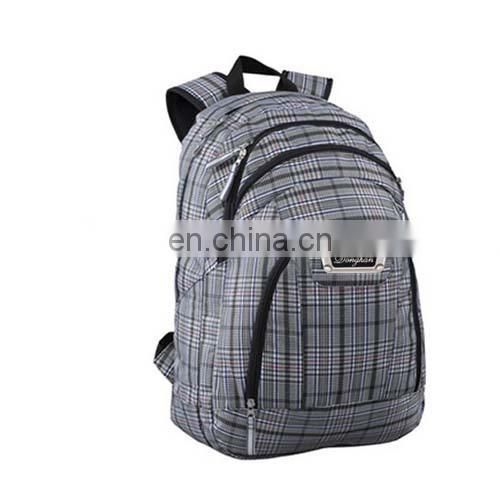 Square printed outdoor backpack