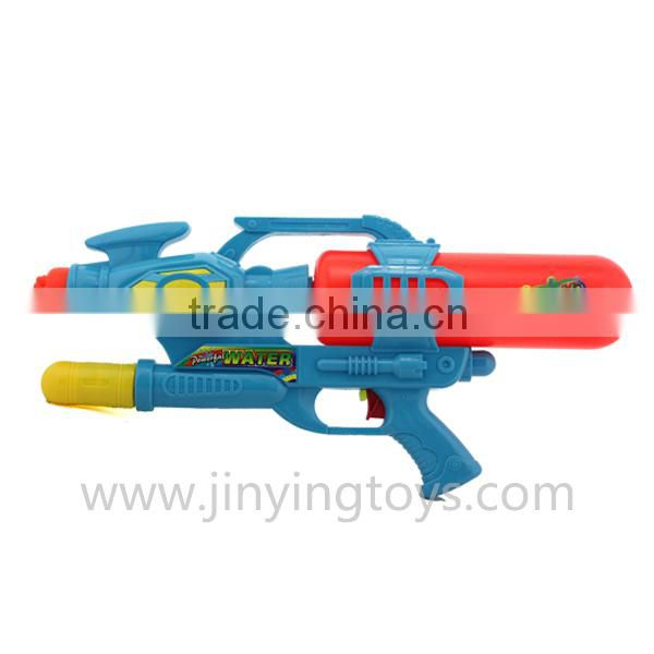 Kids plastic summer toy the most powerful water gun toys with big bottle plastic with EN71
