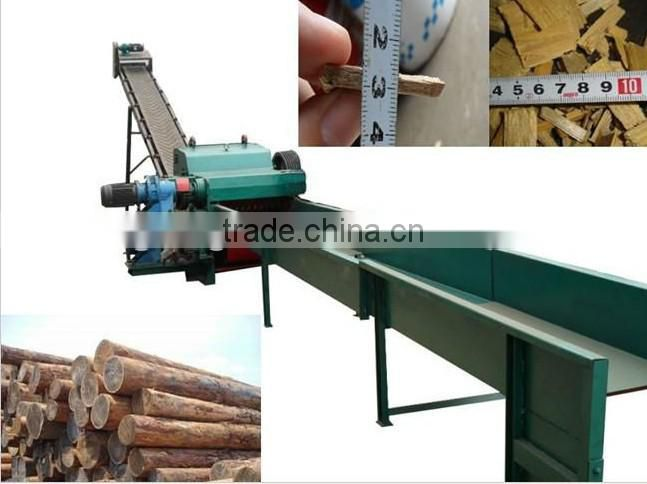 CE certificate shandong industrial chipper