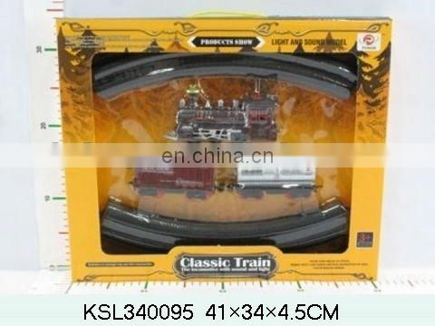 battery operated railway train set
