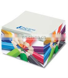 Promotional Gifts Custom Logo Cube Notepads