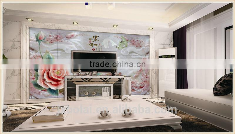 Stickers For Home TV Background Wall Tiles Art DIY 80 x 80cm Tiles Black Butterfly Flower Wall 2 Vine + 4 Bird DQ222