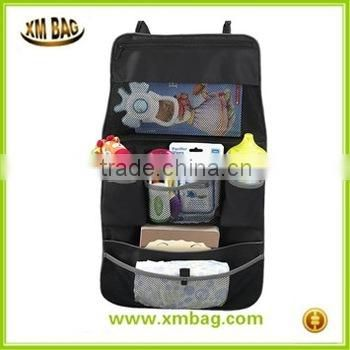 Multi-functional Function Travel Car Laptop Holder, Tray Bag Car Back Seat Organizer, Auto Food Work Table Organizer