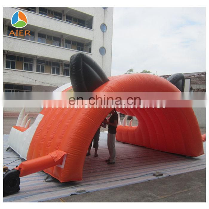 Funny inflatable arch,decoration arch for adverting