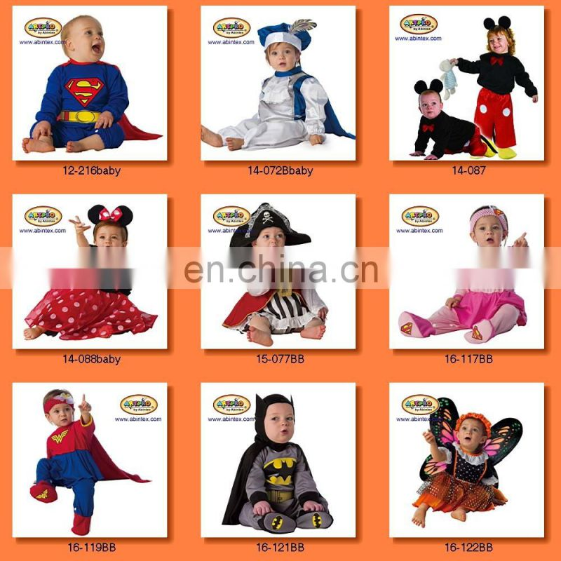 Bat hero baby costume (16-121BB) as party costume with ARTPRO brand