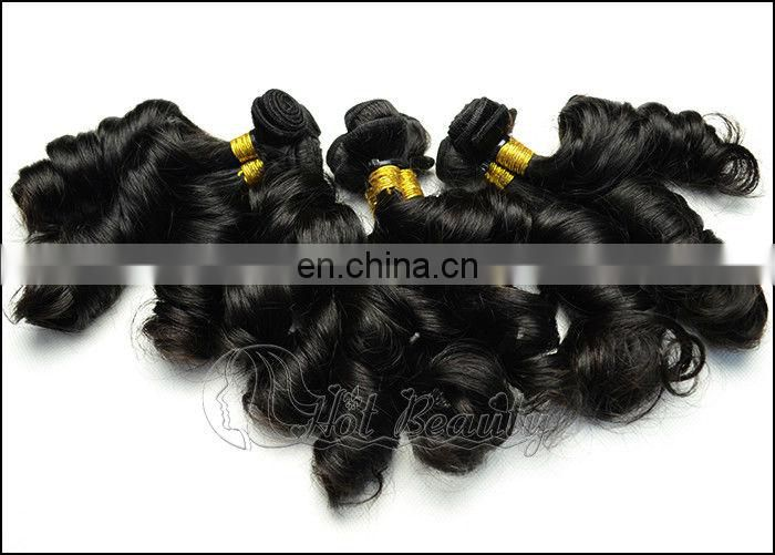 2013 All Textures Hair 6A Unprocessed Peruvian Funmi Hair
