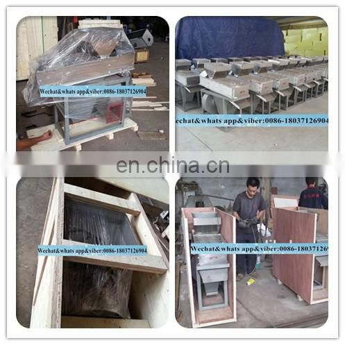 high quality peeling machine for peanut with CE