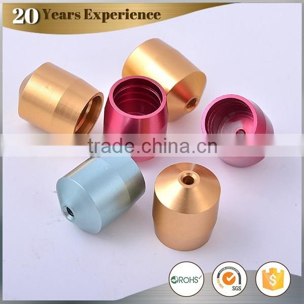 Anodized high precision CNC milling parts , CNC lathe machine parts,machine part