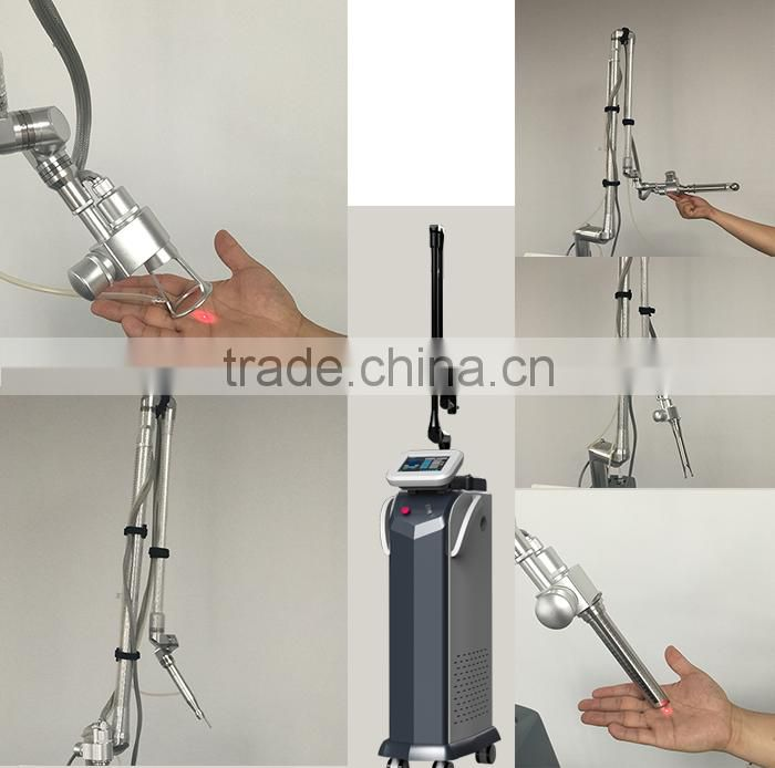 co2 40w co2 laser tube scar removal beauty cutting machine