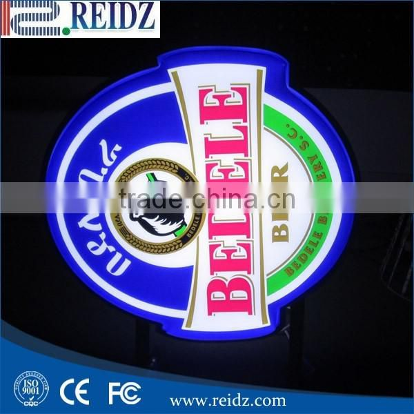 OEM professional custom street light advertising light box