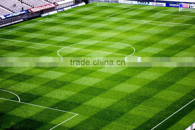 Anti-UV Chinese wholesale synthetic grass for soccer fields hot sale synthetic turf grass