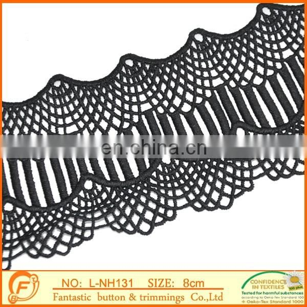 cheap simple lace for lady's garment
