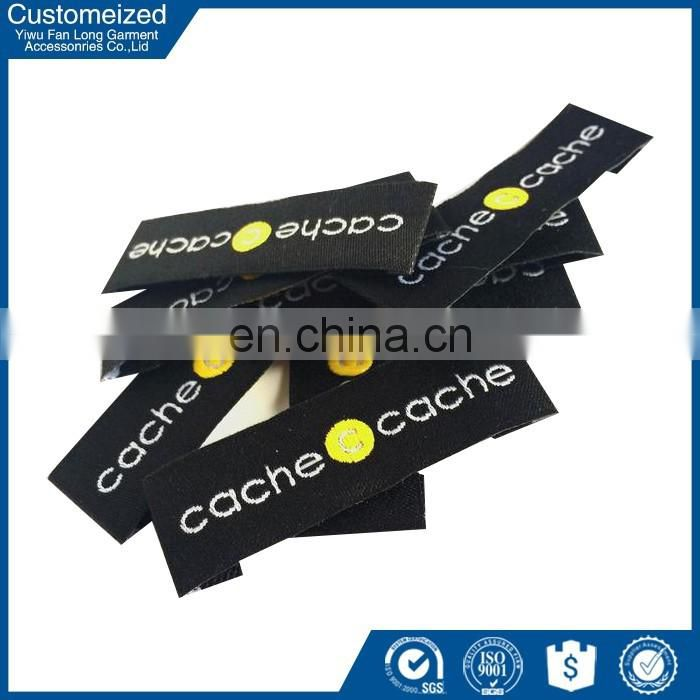 Wholesale custom design custom luxury custom labels for clothing