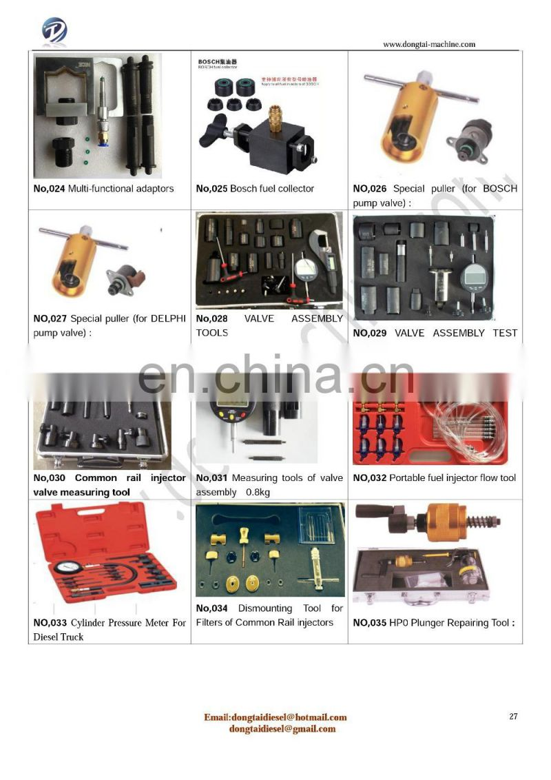 No,013 Grinding tools for valve assembly
