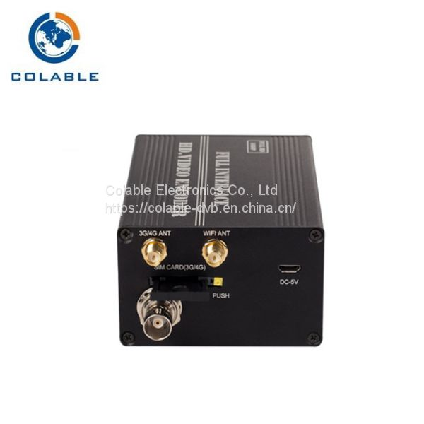 3G/4G SDI H.265/H.264 encoder WIFI 720P, 1080P HD video input Image