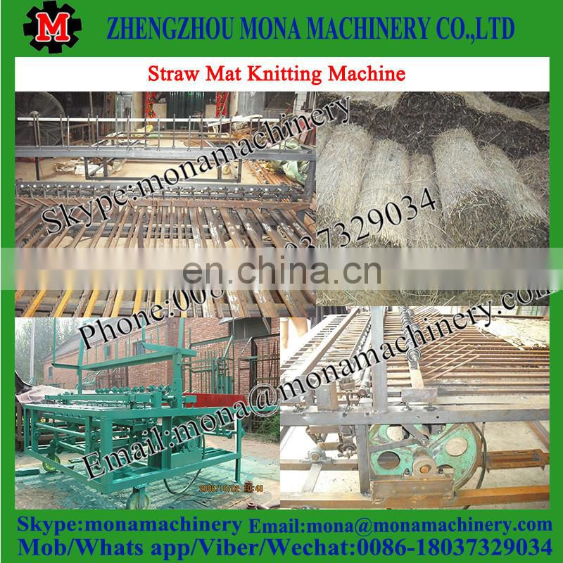 Grass matress/curtain knitting machine for sale Image