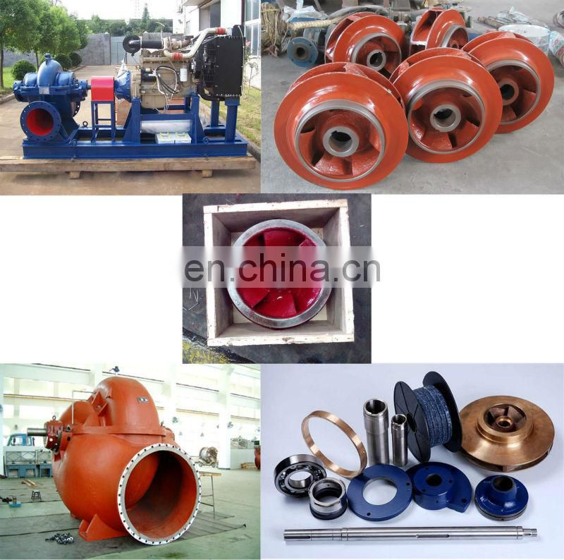 6 inch water pump capacity irrigation water pump