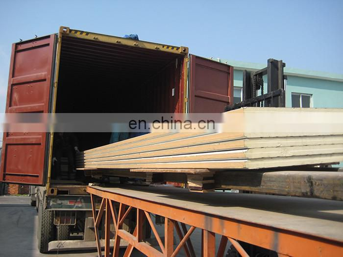 Effect assurance opt Metal Sandwich Panels Roofing with competitive price