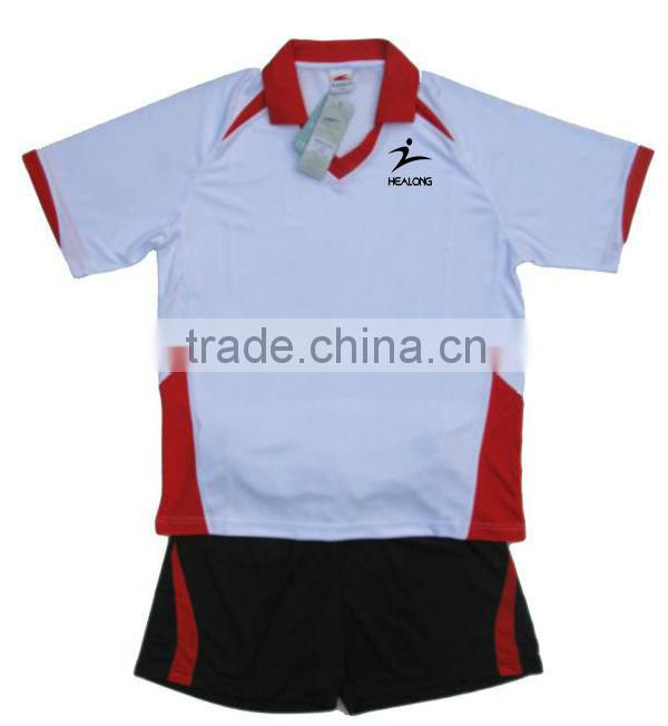 custom made sublimation new volleyball jersey for sales