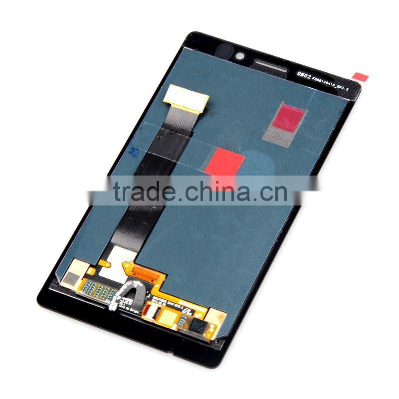 KingCrop for nokia lumia 1020 lcd screen display digitizer touch glass frame assembly oem