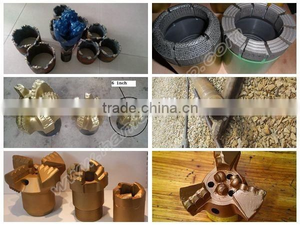 Alibaba China Diamond Core Drill Bit For Drilling Stone