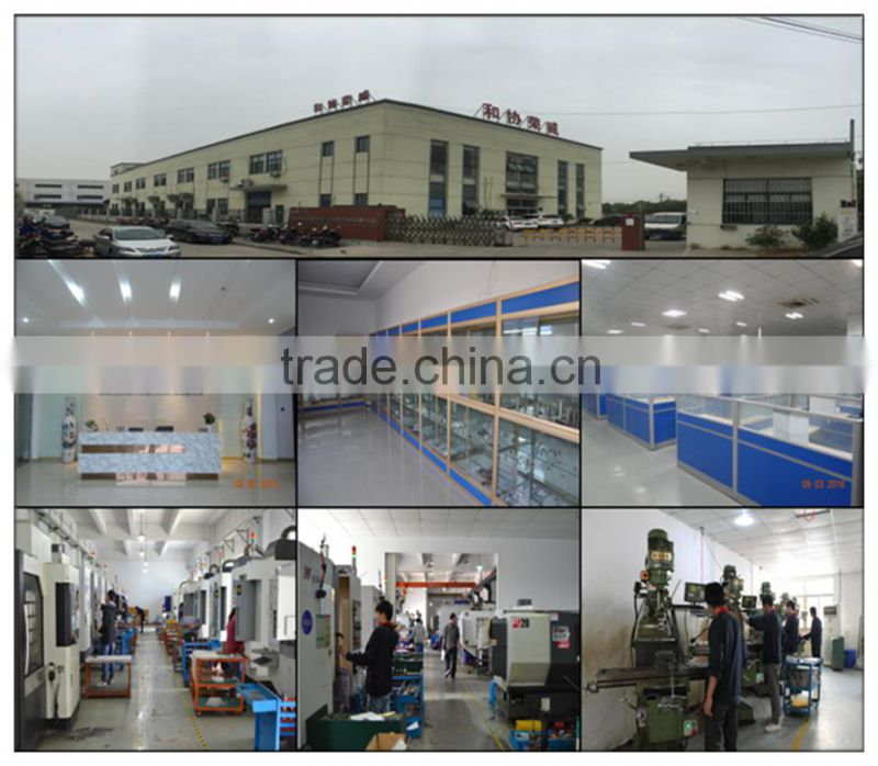 suzhou manufacturing CNC machining spare part metal parts mechanical parts