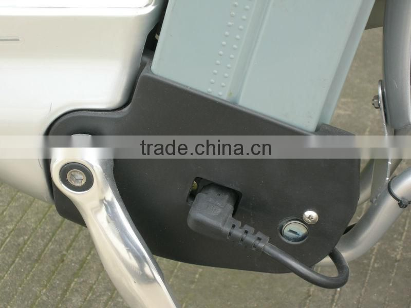 used electric bicycles with 36v 12ah lead acid battery CE