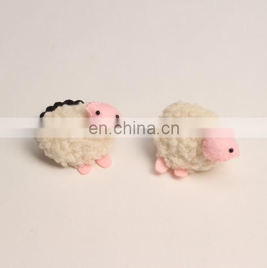 Baby Felt Cute Sheep For Baby Girl Hair Accessory Baby Barrettes For Baby Shower Gift