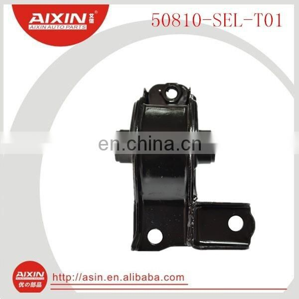 Auto parts rubber metal engine mount 50810-SEL-TO1