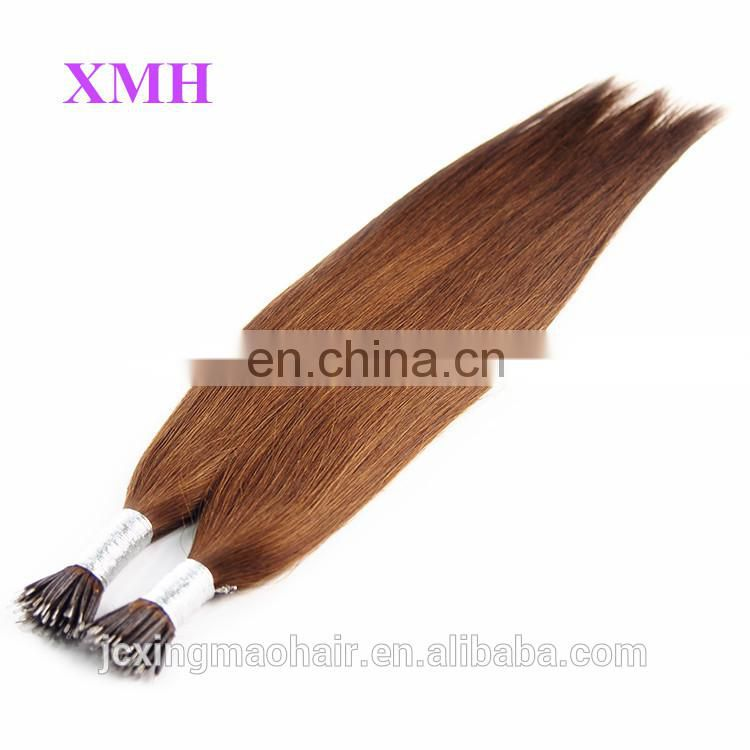 No Tangle No Shedding Nano Ring Indian Remy Hair Extensions