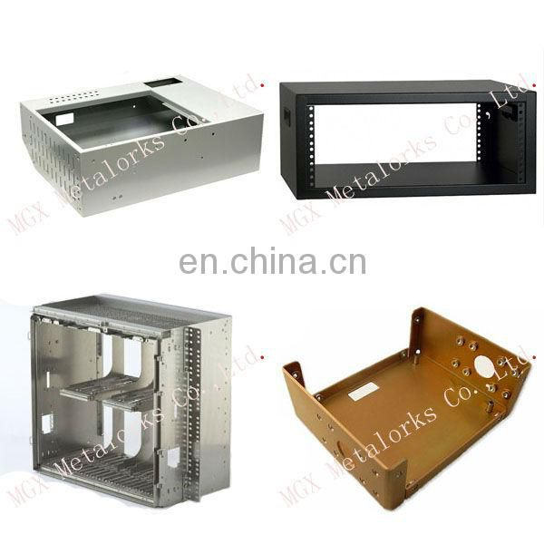 OEM 1mm Aluminum Computer Case Sheet Metal