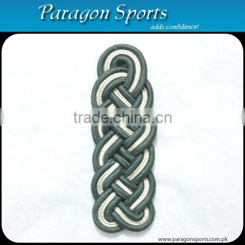 Gold Mylar Cord Shoulder
