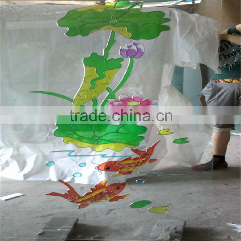 Decorative Glass,Insulated Glass,Low-E Glass Function and Float Glass Type glass office entry doors glass