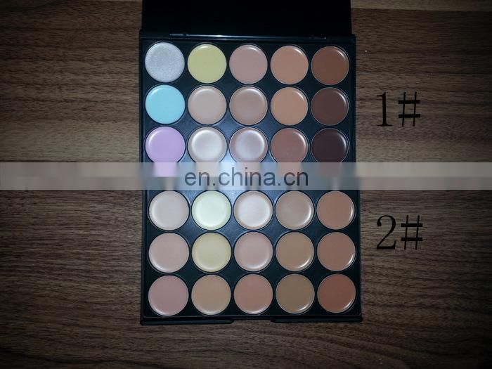 2017 hot 15 colors concealer makeup High quality private label concealer