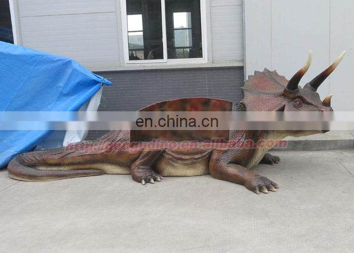 3D Waterproof Giant Outdoor Dinosaur Statue