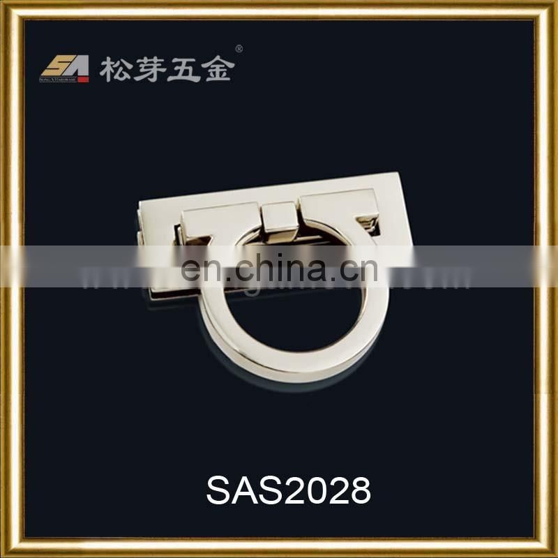 Top class magnetic metal twist lock for bags manufacturer in china