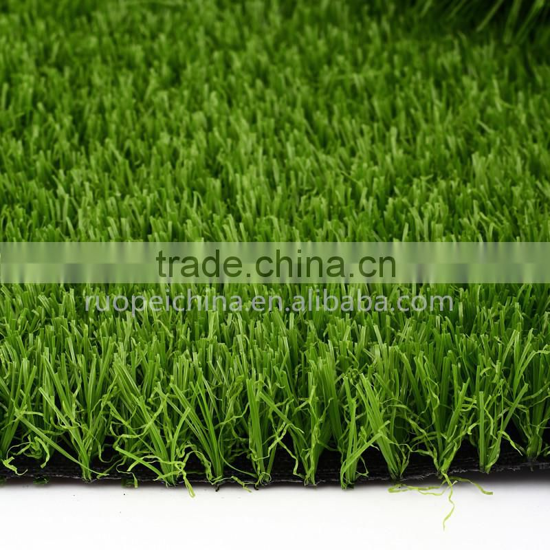 Wholesale synthetic artificial turf grass for garden/yard/park/roof/road