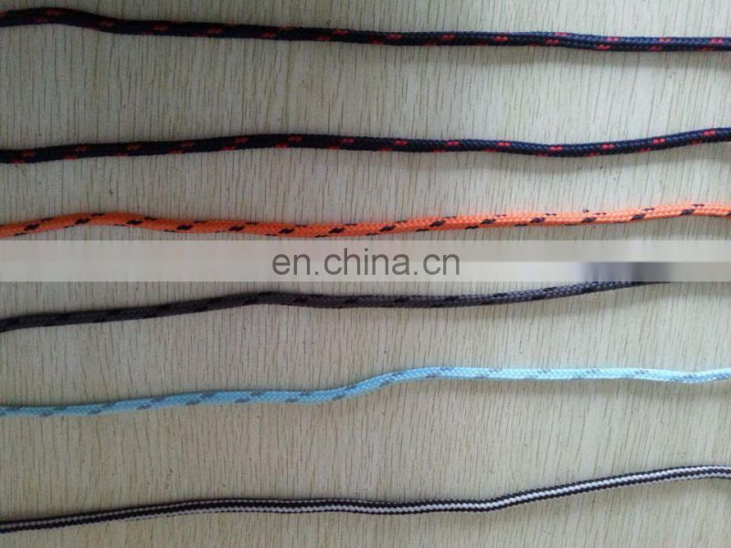 Free sample! wholesale colored braided cotton cord