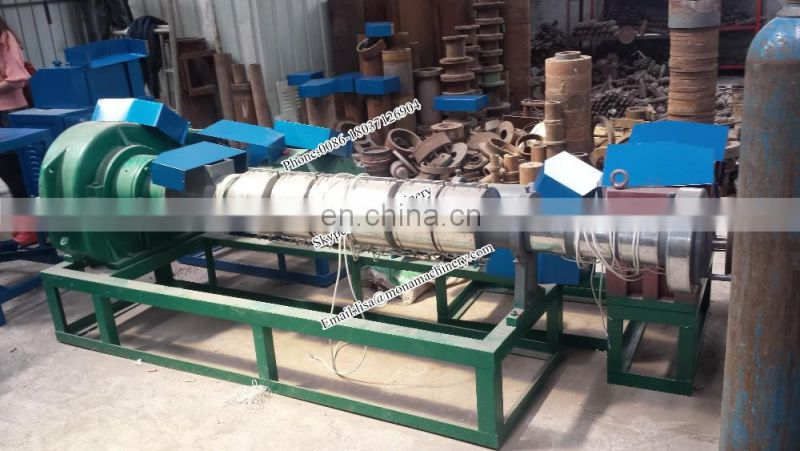 The most customer trust Plastic pellet,cooling and cutting machine from henan MONA
