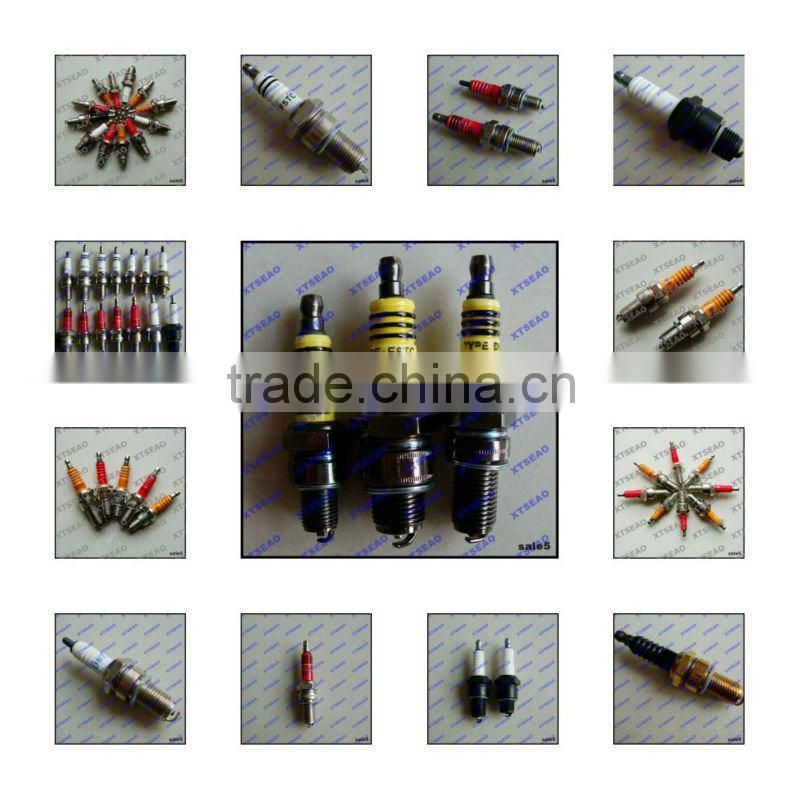 Industrial automobile motorcycle and small engine spark plug