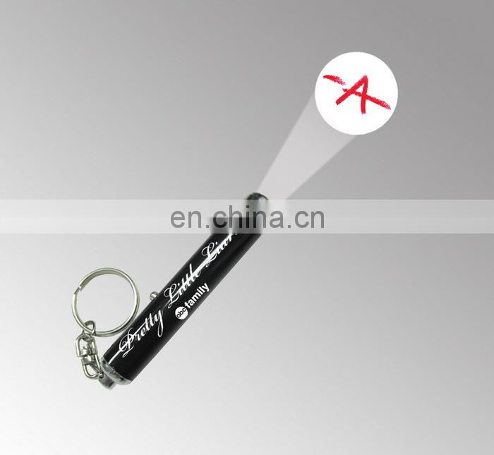 LED LOGO LIGHT SMALL TORCHES KEYRING