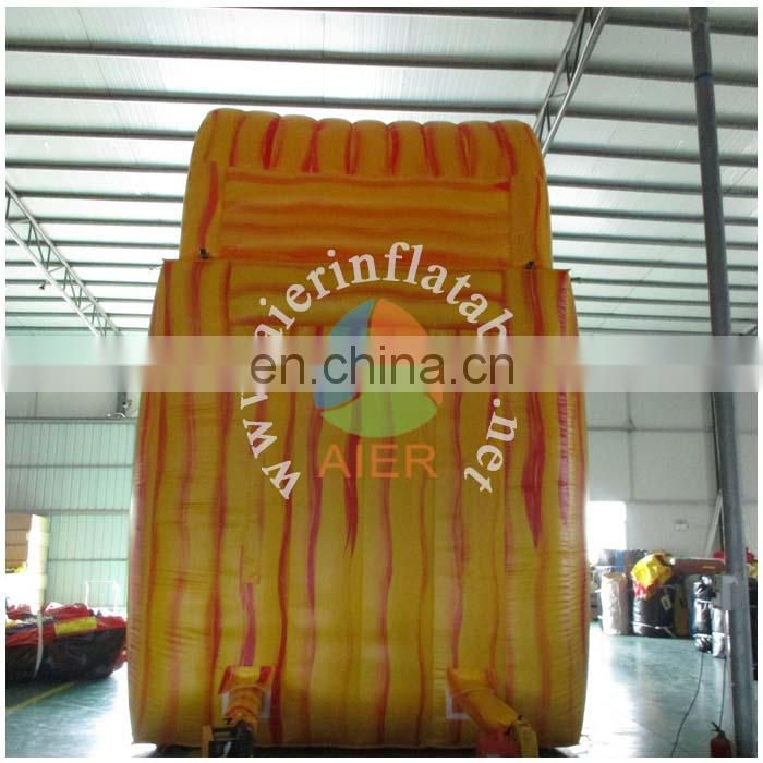 Commercial Cheap adult inflatable water slide for summer event,hot design inflatable water slide