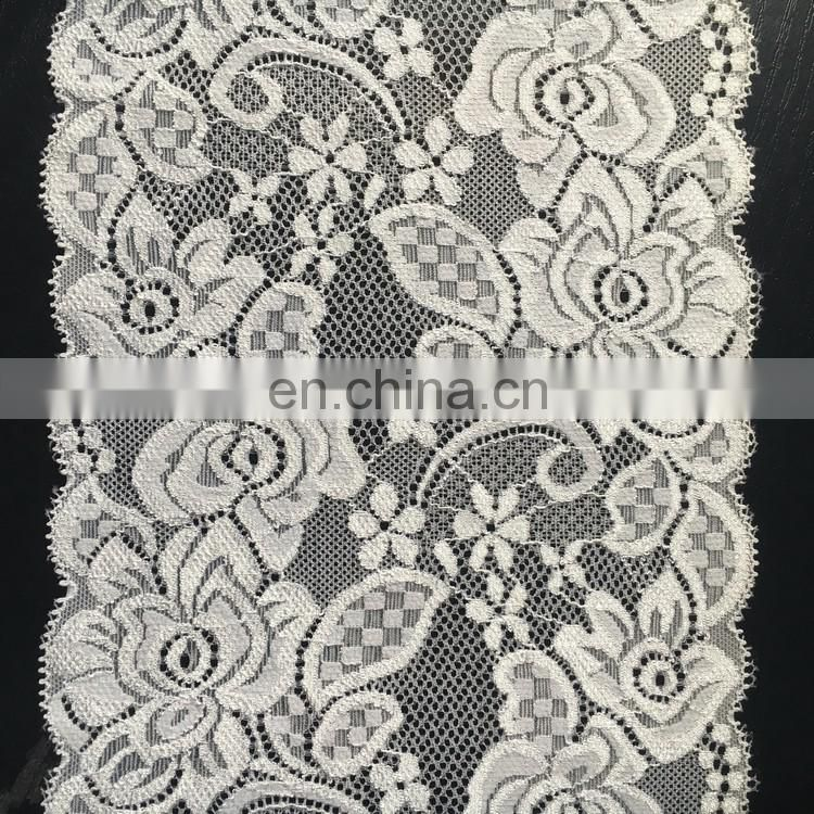 wide lace trim for sale for underwear lingerie
