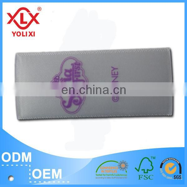 printing clothing label tag exporter