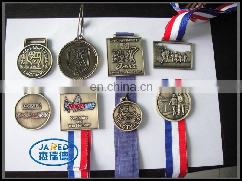 metal pin medal brooches for aouvenir